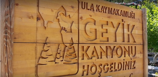 GEYİK KANYONU