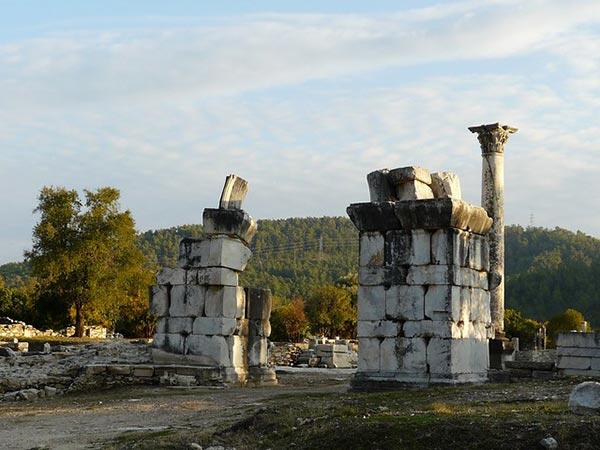 Stratonikeia Antik Kenti