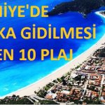 Fethiye'de Gidilmesi Gereken 10 Plaj