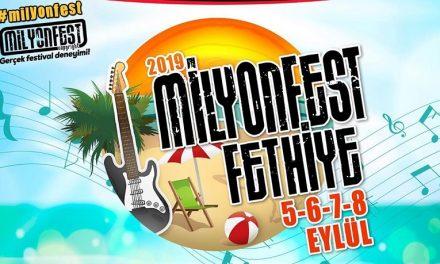 Milyonfest Fethiye 2019