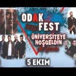 OdakFest 2019 Üniversiteye Hoşgeldin Güz Şenliği