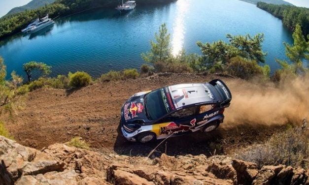 WRC Rally Turkey / Marmaris Dünya Ralli Şampiyonası 2019