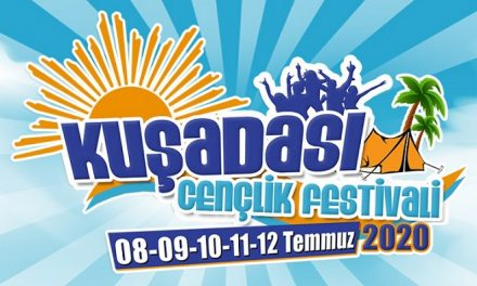 Kuşadası Gençlik Festivali 2020