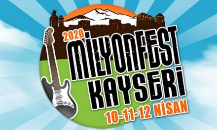 Milyonfest Kayseri 2020