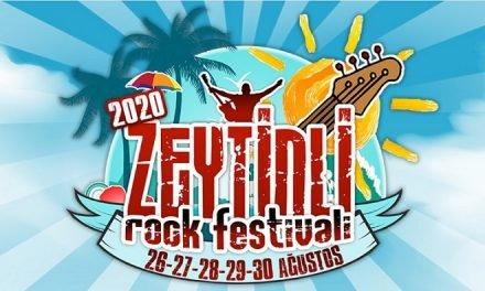 Zeytinli Rock Festivali 2020