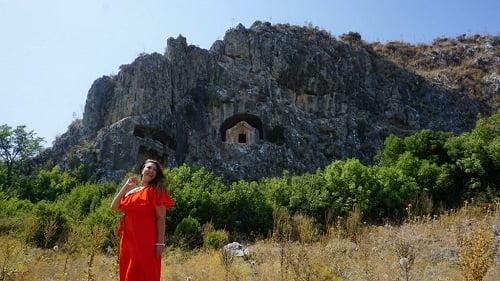thera antik kenti-ulada-nereye-gidilir-bujuyollarda-travelmugla