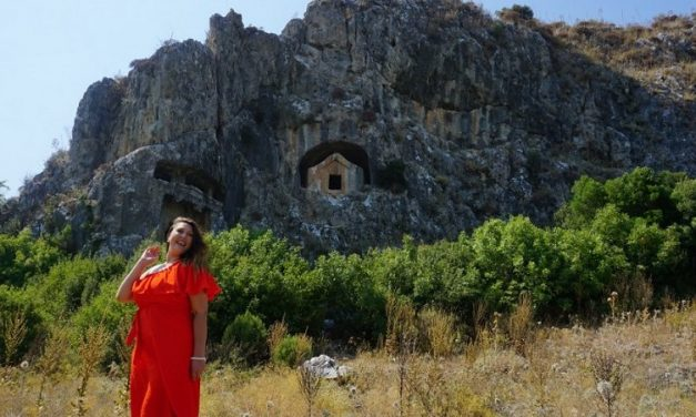 THERA ANTİK KENTİ : ULA'DAKİ GİZEMLİ ANTİK KENT
