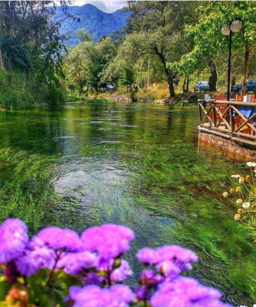Akyaka Azmak Nehri