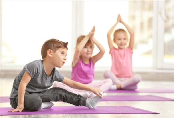 Çocuk Etkinlikleri Evde Çocuk Spor