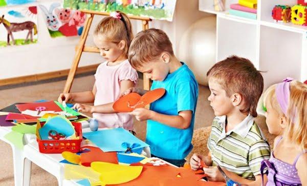 Çocuk Etkinlikleri Yaratıcı Etkinlik