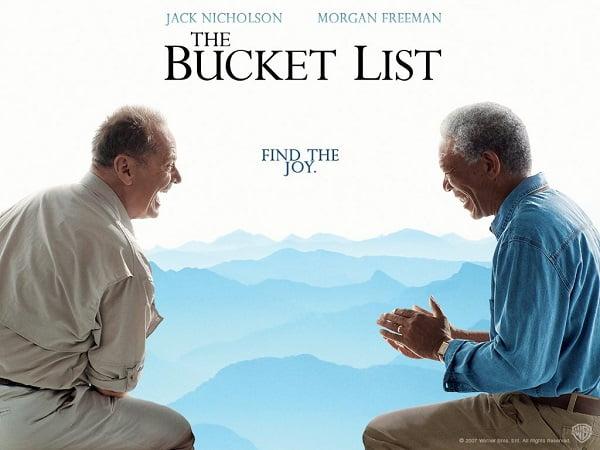 film The Bucket List travelmugla.com