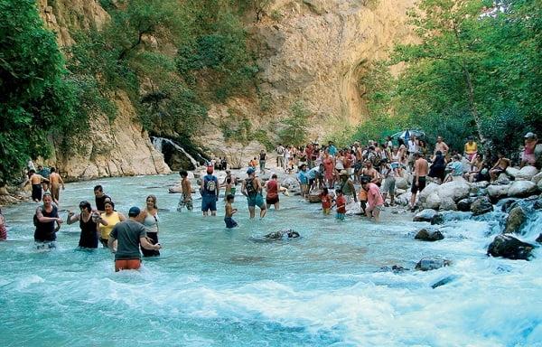 Fethiye Seydikemer Saklikent Kanyon travelmugla.com