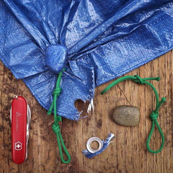 kamp çadır sabitleme tüyosu