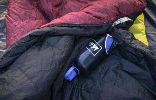 kamp uyku tulumu sıcak tutmak