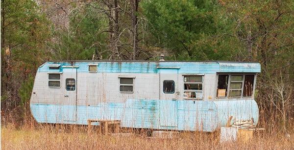 eski karavan travlmugla