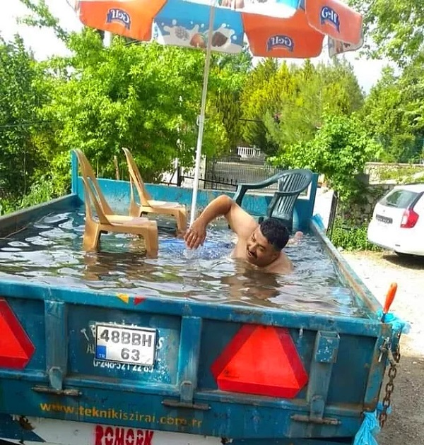muğla traktör havuz travelmugla