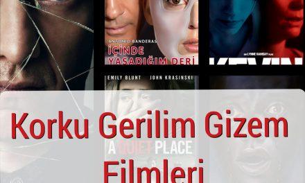 Korku- Gerilim- Gizem Filmleri Listesi – 10 Film