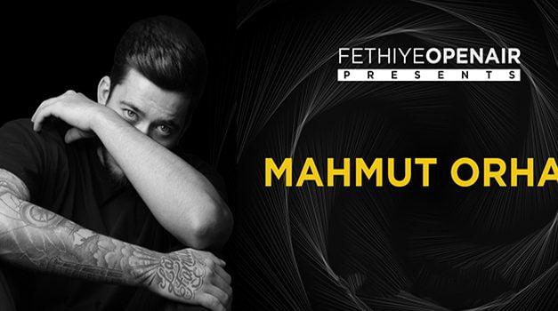 Fethiye Openair Mahmut Orhan Konseri- 2021